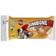 See more information about the Jumbone Medium Chicken Pedigree 2pc