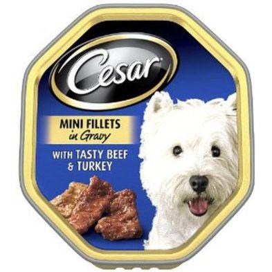 Cesar Country Kitchen Beef & Turkey