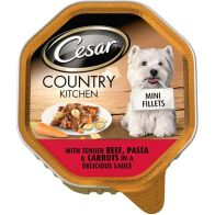 See more information about the Cesar Country Kitchen Beef & Pasta AB52E