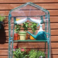 See more information about the Growing Patch 4 Tier Greenhouse Cover Replacement