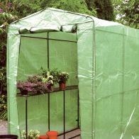 See more information about the Growing Patch Extra Large Walk in Heavy Duty Greenhouse