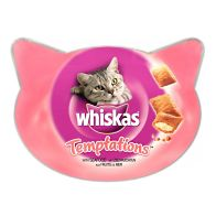 See more information about the Whiskas Temptations Seafood 60g