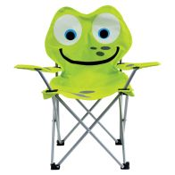 See more information about the Children's Folding Animal Chair - Frog