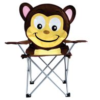 See more information about the Children's Animal Chair - Monkey
