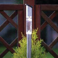See more information about the Stainless Steel Solar Post Light