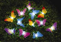 See more information about the 12 Pk Solar Butterfly Lights