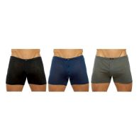See more information about the 3 Pack Mens Boxer Shorts