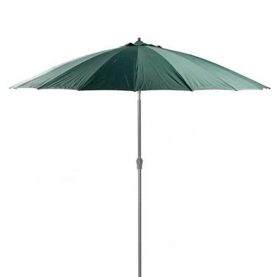2.7M Green Shanghai Parasol Garden Umbrella