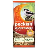 See more information about the 12.75Kg Winter Warmer Bird Seed Mix Peckish