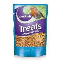 See more information about the 1Kg Mealworms For Birds From Peckish