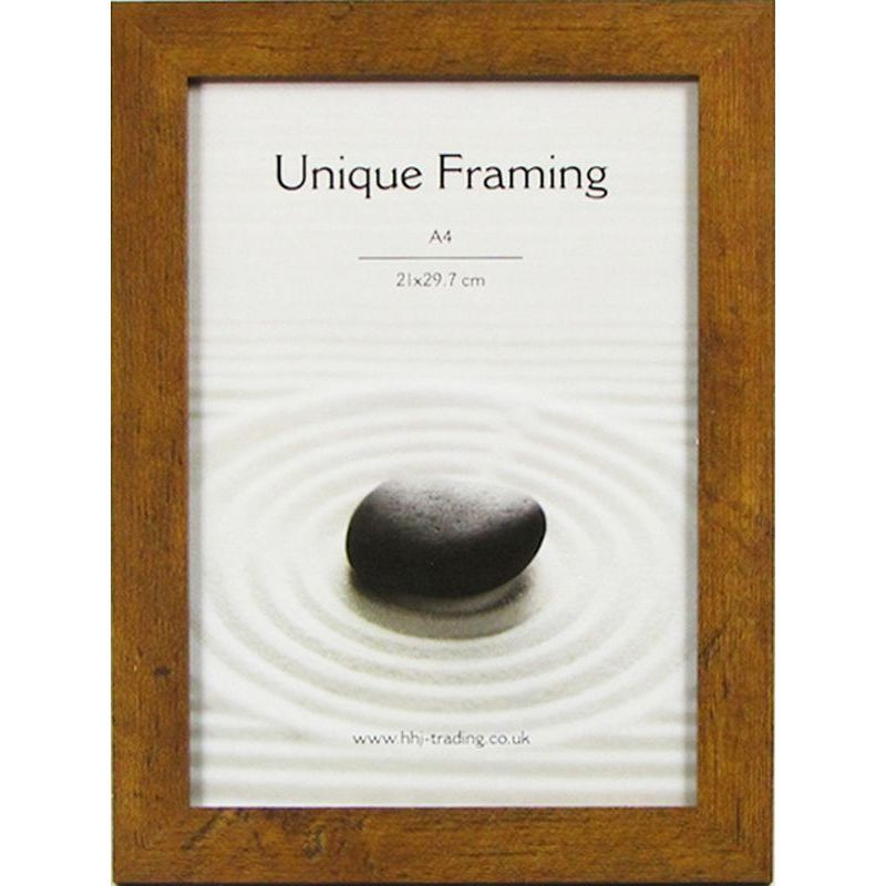 Rustic Photograph Frame A4