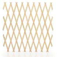 See more information about the Value Garden Trellis Plant Support Natural Wood 6 x 1 Foot