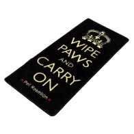 See more information about the Pet Rebellion 45 x 100 Wipe Paws & Carry On