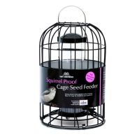See more information about the Squirrel Proof Cage Seed Feeder