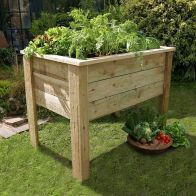 See more information about the Deep Root Garden Planter 1M