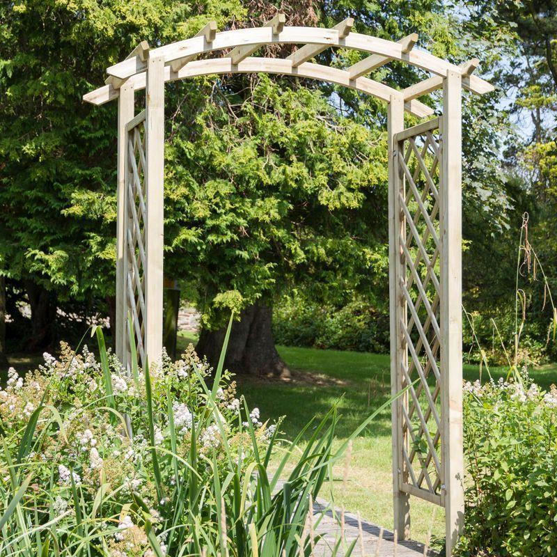 Daria Garden Arch Buy Online At Qd Stores