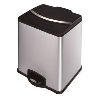 See more information about the 36 Litre Stainless Steel Pedal Bin