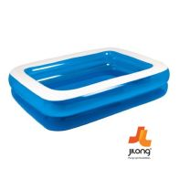 See more information about the EA Family Rectangular Paddling Pool (120cm x 72cm x 20cm)