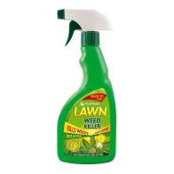 See more information about the Pestshield Lawn Weed Killer 500ml Trigger Spray Bottle.