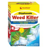 See more information about the PestShield 3 Pack Glyphosate Weed Killer Concentrate