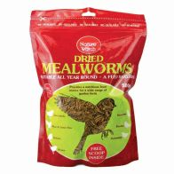 See more information about the Meal Worms 500g Bag