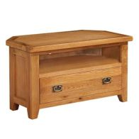 See more information about the Cotswold American White Oak Corner TV Unit
