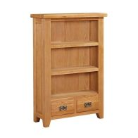 See more information about the Cotswold Oak 1.2m Bookcase