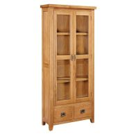 See more information about the Cotswold Oak Display Cabinet