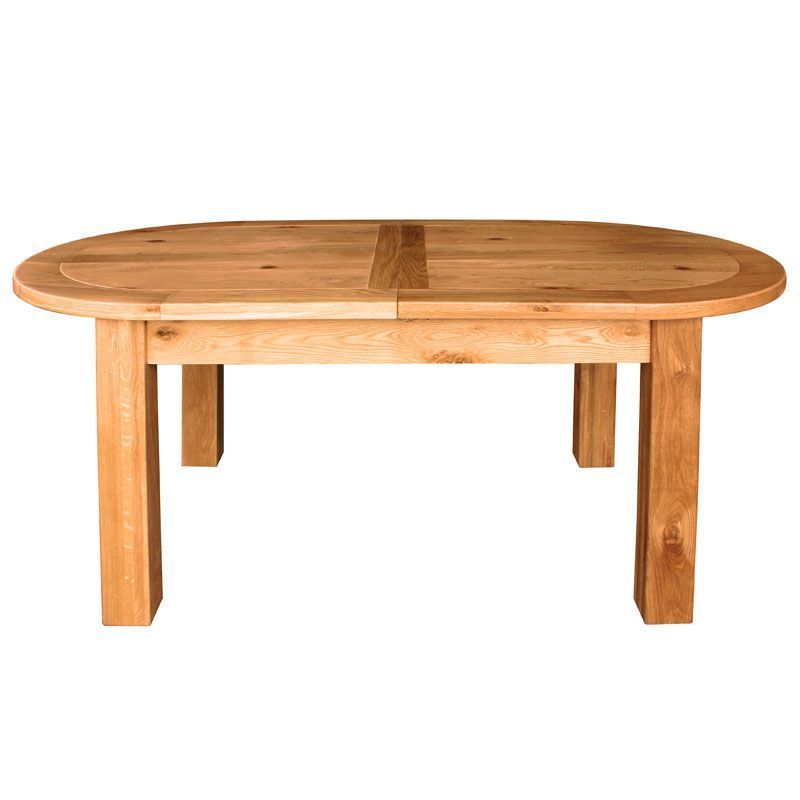 Cotswold Holkham Extending Oval Dining Table Large (1.8m to 2.3m)