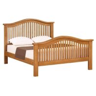 See more information about the Cotswold Holkham Curved (5ft) King Size Bed