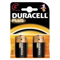See more information about the Duracell Plus 2 Pack Size C 1.5V Batteries