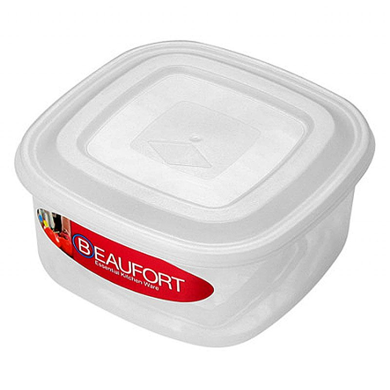 Beaufort 0.6L Square Food Container