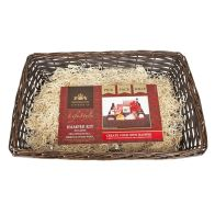 See more information about the Create Your Own Gift Hamper Kit Dark Wicker - Large