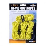 See more information about the 4 Pack High Vis Guy Ropes
