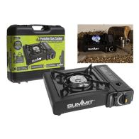 See more information about the Summit Portable Camping Gas Stove