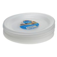 See more information about the Kingfisher Polystyrene Plates 10in (Pack 8)
