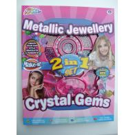 See more information about the Fashion Monsters Metallic Jewellery Gems