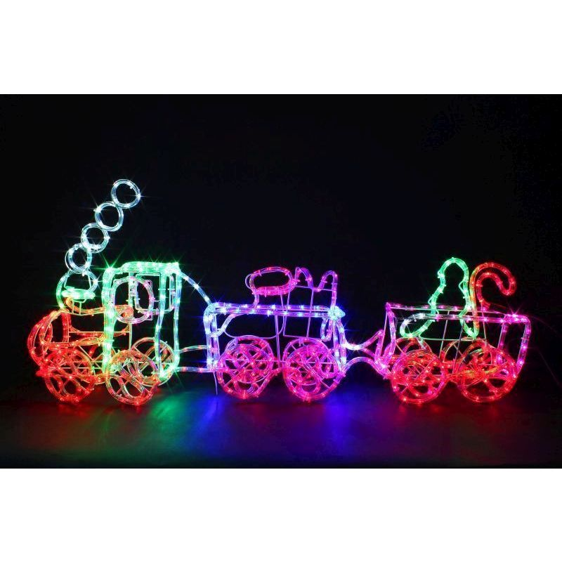 Train rope light multi colour 21m buy online at qd stores train rope light multi colour 21m aloadofball Choice Image