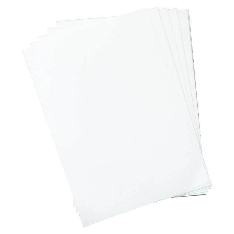 25 Sheets White A4 160gsm Card