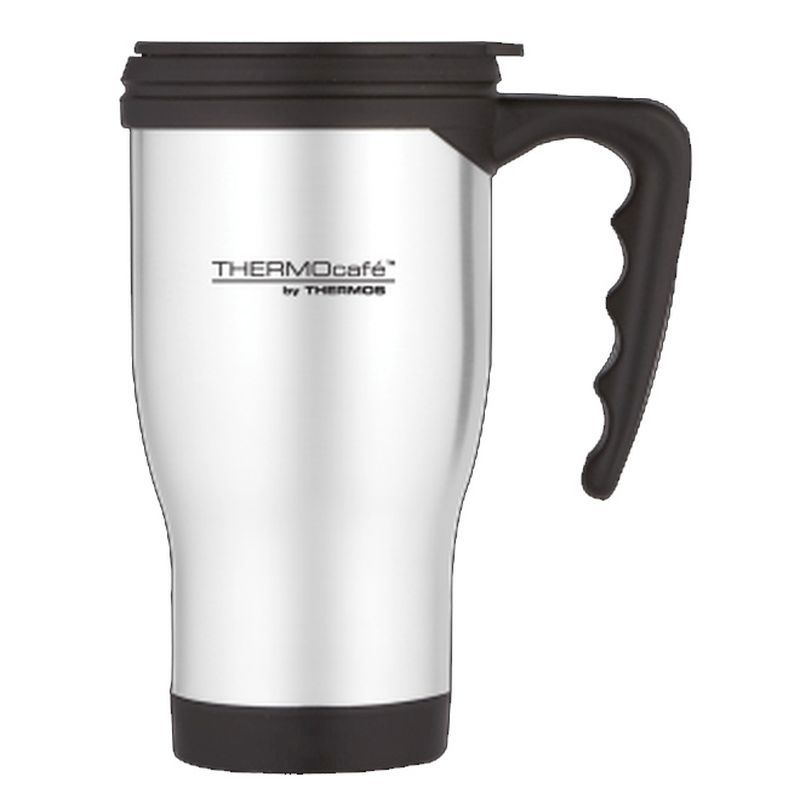 Thermo cafe 2060 travel mug 0 4l buy online at qd stores for Thermos caffe