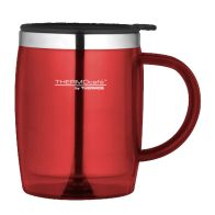 See more information about the Thermo Cafe Desk Mug Red 0.45L