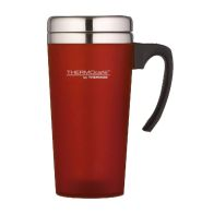 See more information about the Thermo Cafe Zest Travel Mug Red 0.4L