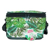 See more information about the Tropical Fresh 6 Can Cooler Bag - Leaf Design