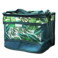 See more information about the Tropical Fresh Beach Picnic Cooler Bag 10 Litre - Leaf Design