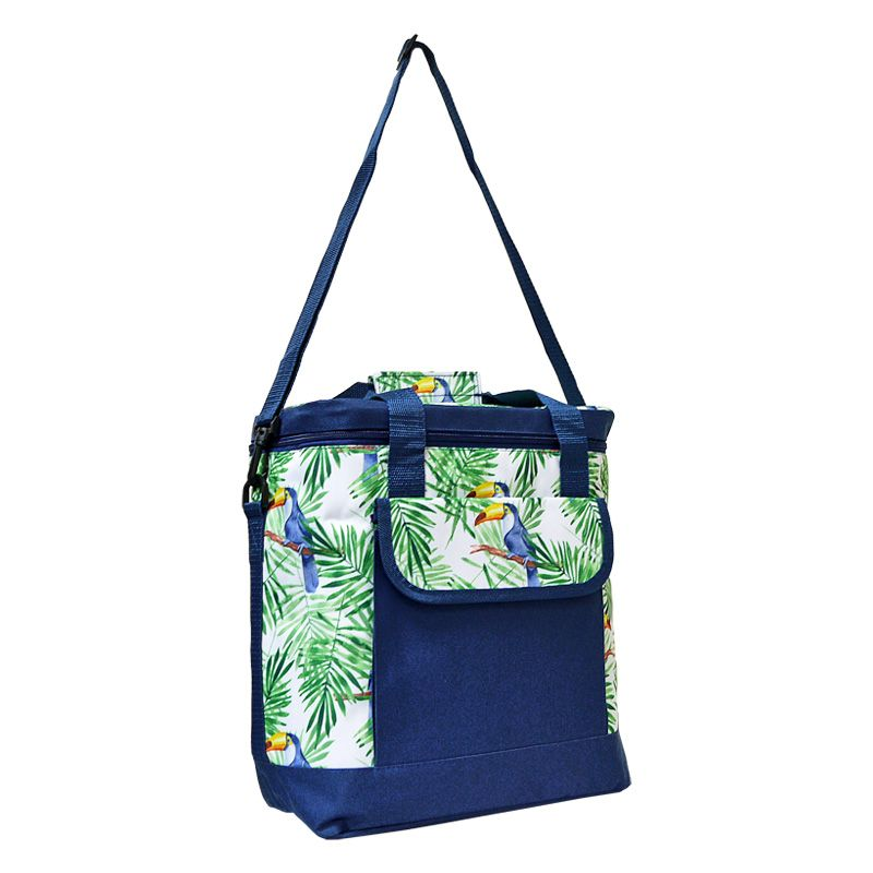 TropiCool Beach Picnic Cooler Bag 20 Litre - Toucan Design