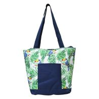 See more information about the TropiCool Beach Picnic Cooler Bag 15 Litre - Toucan Design