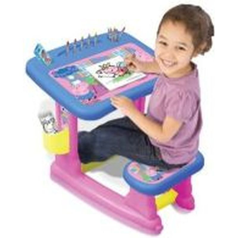 Peppa Pig Activity Desk