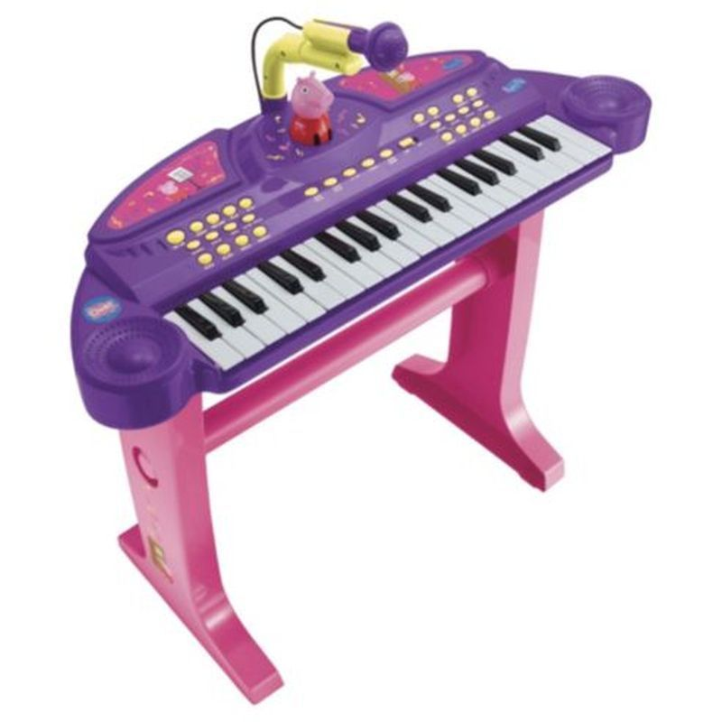 Peppa Pig Free Standiing Electronic Keyboard Buy Online