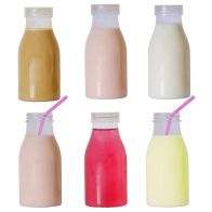 See more information about the 6 Pack of 340ml Premier Plastic Storage Clear Bottles & Twist Lid