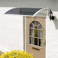 See more information about the Tinted Door Garden Canopy White 1.2m